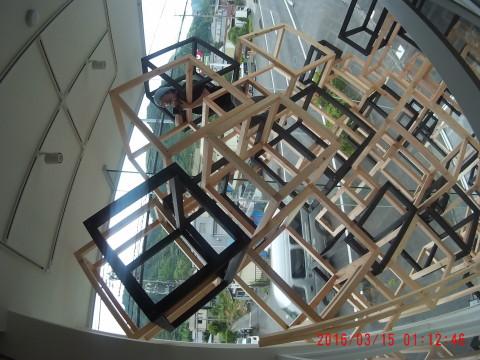 静岡県創造舎ディスプレイ